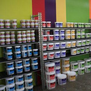 Paint Range