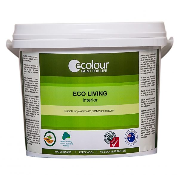 Calculating Paint Coverage Interior: ECOLOUR™ Eco Living Interior